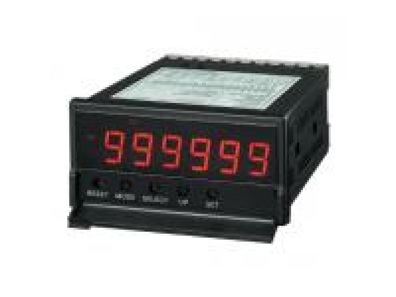 SEBA 數位流量顯示器及控制器