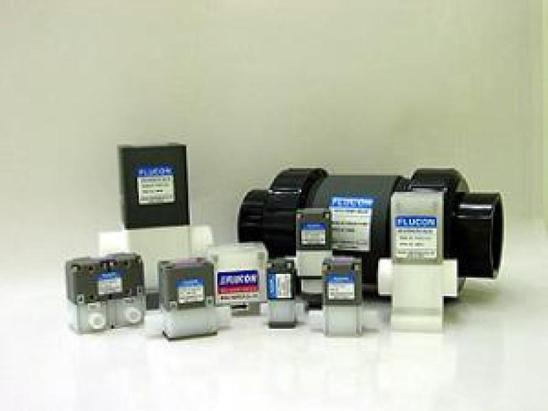 FLUCON PTFE/PFA/PVDF/PVC 閥